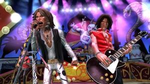 Aerosmith: personaje virtuale în jocul Guitar Hero